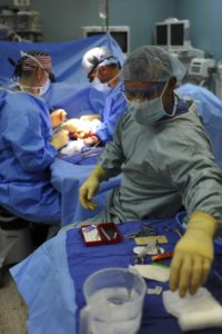 Like a surgeon, a successful entrepreneur has a backup plan and a process.